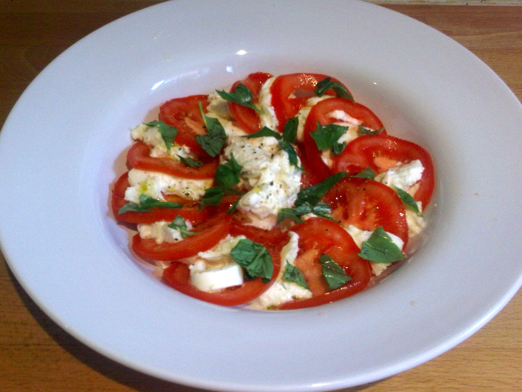 Tricolore Salad | Veryboredcook's Blog