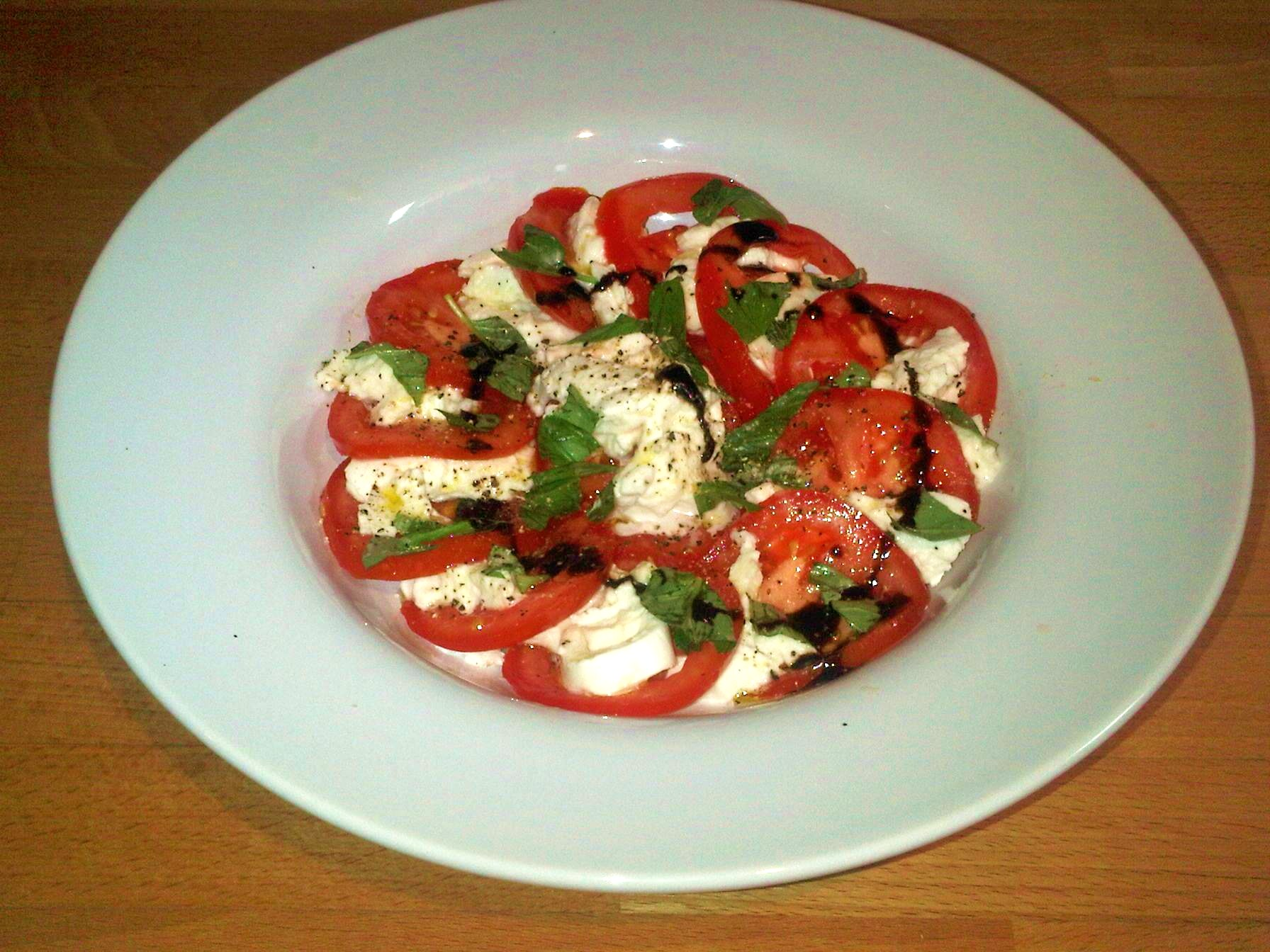 Tricolore Salad Related Keywords & Suggestions - Tricolore Salad Long ...
