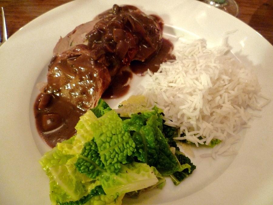Come Dine With Me Recipes >> Pork tenderloin wrapped in Parma Ham | Veryboredcook's Blog